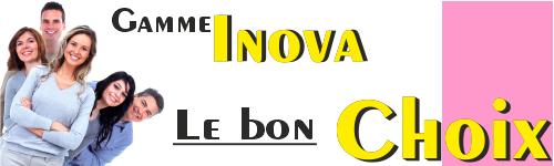 Gamme Inova